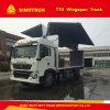 HOWO-T7h 6X4 Wing Van Truck à vendre