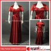 Rotes Jacket Pleat Soft Satin Mother von The Bride Dress (AS4230)