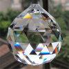 Esfera de cristal de Feng Shui, grande esfera de cristal lapidada