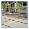 China Manufacturer Wholesale Price Portable Metal Crowd Control Barrier