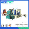 Machine de fabrication de brique de machine à paver de ciment hydraulique de Qt4-20c