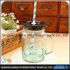 Bottiglia di vetro senza piombo all'ingrosso per il vaso di muratore della bevanda