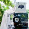 Tent van het Bed van de Vrachtwagen van de glasvezel de Op zwaar werk berekende met Zaal voor Verkoop