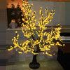 Licht van de Boom van de LEIDENE Kers van de Decoratie het Kunstmatige (LDT CY768E)