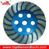 Turbo Grinding Cup Wheels pour Concrete Grinding