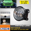 Jeep Wrangler를 위한 4inch 18W Replacment LED Fog Light