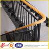 Pasamano del acero inoxidable/carril de la escalera del acero inoxidable/pasamano del hierro labrado