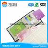 Sinal da impressão Offset da carteira RFID NFC que obstrui o cartão
