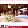 Kleidung-Bildschirmanzeige-Zahnstange der Damen/Shelving/Showcase, kundenspezifisches Shopfitting