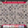 Mattonelle di pietra miste della parete del mosaico di cristallo (KS49)