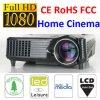 Ce, RoHS, SGS Goedgekeurde Hoge LCD van de Helderheid Projector (X208)