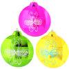 Christmas s'arrêtant Ornaments avec Butterfly (diverse couleur)