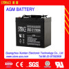 12V 55ah Lead Acid Battery für Emergency Light