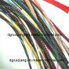Pet aislamiento expansible trenzado Cable de aislamiento para manguitos de cableado del arnés de cables Mangas