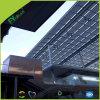 BIPV Solar Panels Use como The Roof