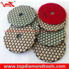 Diamond Tools 4'' Dry Diamond Polishing Pad