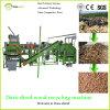 Máquina de recicl inteiramente automática do Dura-Fragmento para o desperdício de madeira