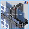 Strangpresßling Aluminium für Hidden Frame Curtain Wall