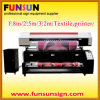 Grande Format Textile Printer com Epson Dx5 Head, Sublimation Ink (X6-2000)