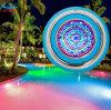Indicatore luminoso subacqueo della piscina della superficie LED dell'acciaio inossidabile