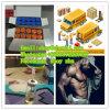 Benzyl Alcohol CAS 100-51-6 van de Zuiverheid van 99.8% voor het Koken van het Oplosmiddel van Steroïden