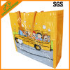 Laminated bonito PP Woven Tote Bag para Shopping (PRA-1028)