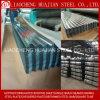 Galvanisierte gewölbte Stahlplatte für Dach
