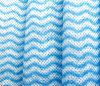 Trapo de limpieza no tejido de Spunlace de los acoplamientos del hogar 22