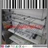 Rückseitige Stab-Bildschirmanzeige-Haken für Supermarkt-Gondel-Regale
