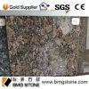 Konkurrierender baltischer Brown-Granit für Countertop deckt Eitelkeits-Oberseite mit Ziegeln