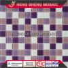 Mattonelle della parete del mosaico di cristallo di spessore di 4 millimetri