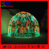 LED Outdoor Huge 3D Motif Decoration Half Ball Light