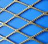 平らな金属の網