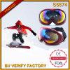 Le matériau de S5674 TPU encadre la lentille antibrouillard de lunettes de ski