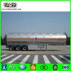 Acoplado modificado para requisitos particulares del depósito de gasolina del árbol del petrolero diesel del transporte del petróleo tri semi