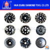 Diamante Cup Wheel para Granite, Marble, Concrete (HZ303)