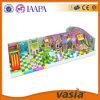Children d'intérieur Plastic Playground avec Inflatable Castle par Vasia