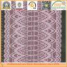 Tissu élastique Wedding &Beaded de lacet attaché par rayonne de fabricant (K6652)
