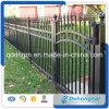 ステンレス鋼塀またはアルミニウム塀または鉄のガードレールまたは塀の囲う鉄の塀か鉄ゲート