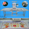 Embroidery automatizado Machinery para Cap T-Shirt Flat y Cross Stitch Embroidery
