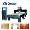 Máquina de recortar de madera 1325 del CNC de la sola cabeza