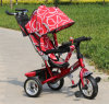 2015 novo! Alta qualidade Multifunction Kids Tricycle com Sunshade