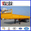 40FT Side Wall Trailer Wood Log Trailer Bulk Cargo Truck Trailer