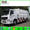 Caminhão de lixo do recipiente da compressão de Cbm da alta qualidade 20 de China