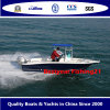 OEM Vissersboot Yf21