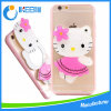 형식 Design Cartoon Lovely Mirror iPhone Case