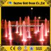 Fontaine sèche multicolore de fontaine d'eau souterraine pour le jeu d'enfants