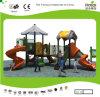 Оборудование спортивной площадки напольных детей серии плавания Kaiqi среднего размера с скольжением (KQ20042A)