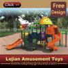 CER Form-Art-Kind-im Freien Plastikspielplatz