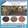 машина для гранулирования провода кабеля 1-1.5t/H